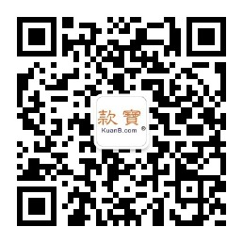 款宝金融微信二维码